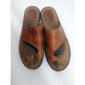 BORN Woman's Sandals Sz 10